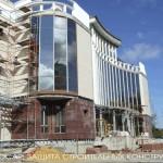 Новое строительство в Саранске и Мордовии
