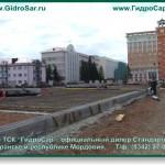 Водоотводы и водоотведение в Саранске. Стандартпарк. ГидроСар